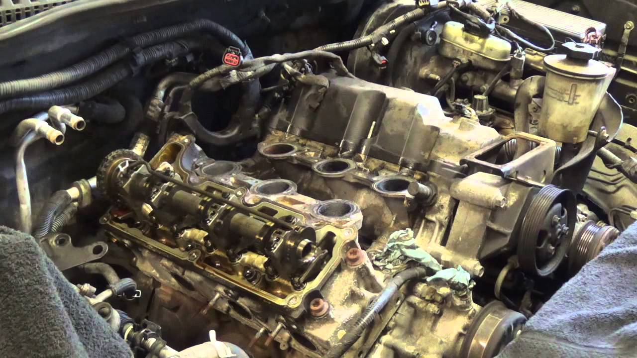 Overheating Case Study  Ford Explorer 4 0 Sohc -part2