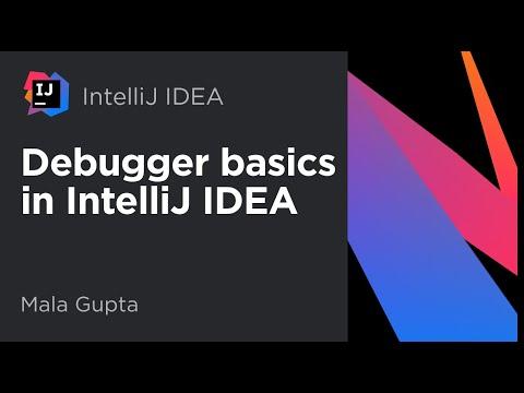 Debugger Basics In IntelliJ IDEA (2020)
