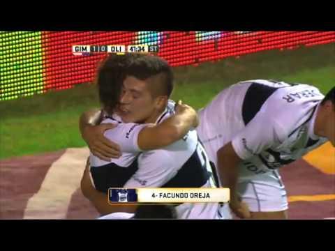 Gimnasia sigue de racha: le ganó a Olimpo en La Plata