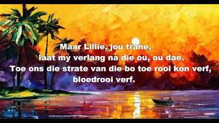 Theuns Jordaan - Sal Jy Bly Lyrics