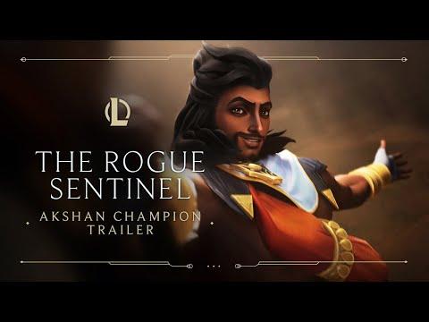 Akshan: the Rogue Sentinel | Champion Trailer - League of Legends