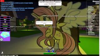 ROBLOX - My Little Pony: Friendship is Magic (Roleplay is Magic) Free morph codes!