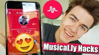 Musical.ly Hacks die bei JEDEM Funktionieren! 😄😍 - Wie wird man auf Musically berühmt?