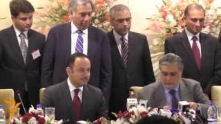 Memorandume mirëkuptimi mes Pakistanit dhe Afganistanit