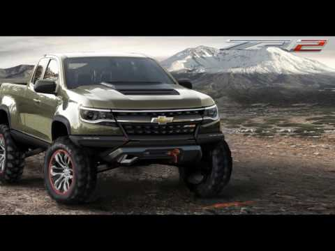 new 2018 the chevy colorado zr2 release date and. Black Bedroom Furniture Sets. Home Design Ideas