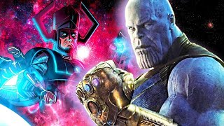 Avengers Endgame Thanos Time Travel Race Theory