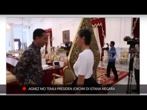 Agnez Mo Temui Presiden Jokowi. Ini Yang Dibicarakannya Mp3
