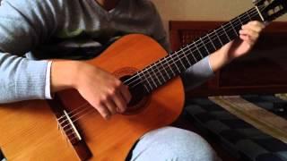Reason guitar - Ost. Autumn in my heart