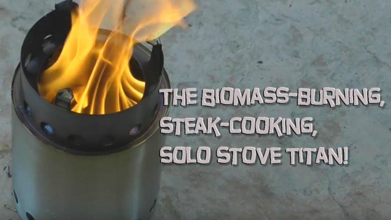 Solo Stove Titan Review on Vimeo