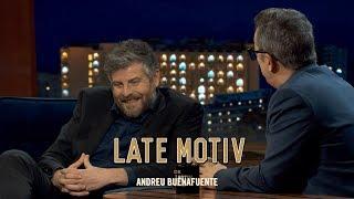 LATE MOTIV - Raúl Cimas. 'La novia y la madre' | #LateMotiv356