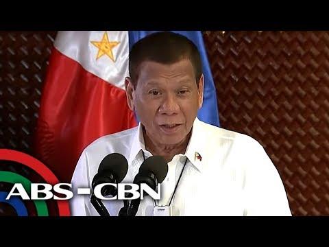 President Duterte Speaks At Broadcasters' Gathering | ABS-CBN News