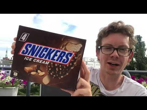 Snickers Eis am Stiel zum Preis von 2,69 Euro im Test - Wo man es kaufen kann & wie es schmeckt!