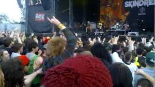 Skindred - Doom Riff Live at DOWN10AD 2012