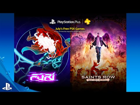 PlayStation Plus Free PS4 Games Lineup July 2016