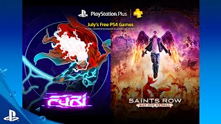 PlayStation Plus Free PS4 Games Lineup July 2016(, 2016-06-29T15:30:01.000Z)