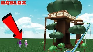 BUILDING A DREAM TREEHOUSE! 🌳 / Roblox: TreeHouse Tycoon