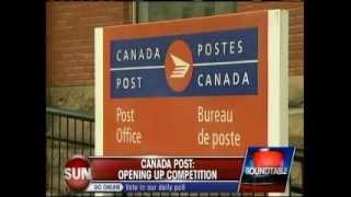 MEI - Canada Post liberalization - Vincent Geloso