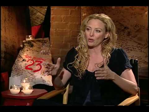 The Number 23 Virginia Madsen interview