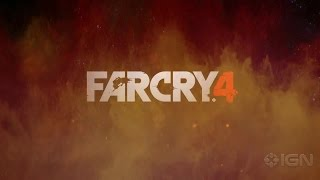 Far Cry 4 - Hurk Limited Edition Trailer