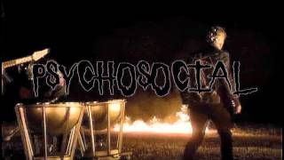Slipknot-Psychosocial | Lyric Video