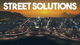 Easy Traffic Solutions! :: Cities Skylines