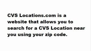 CVS Locations