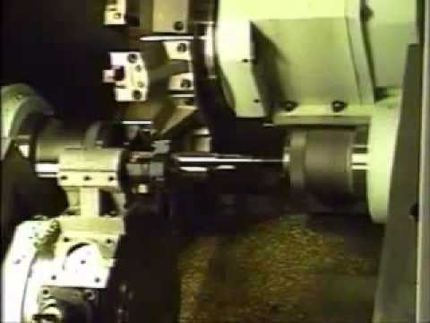 Gia công chi tiết trên máy tiện CNC