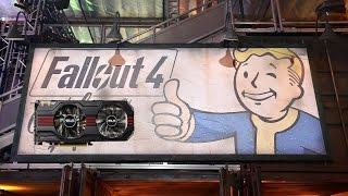 Fallout 4 Фоллаут 4 на слабой видеокарте