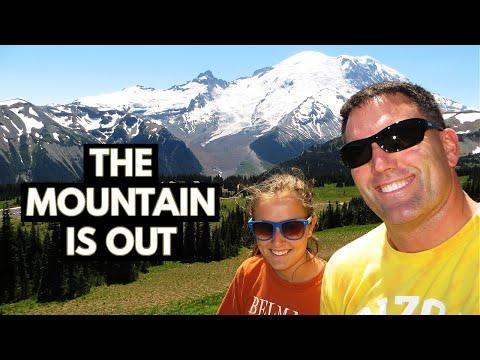 Mount Rainier National Park - Olympic National Park (2013)