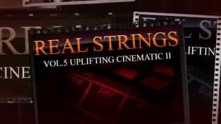 Orchestral Samples - Real Strings Vol 5 Uplifting Cinematic Strings Part 2