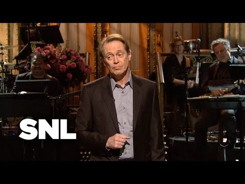 Steve Buscemi Monologue: Character Actors - Saturday Night Live