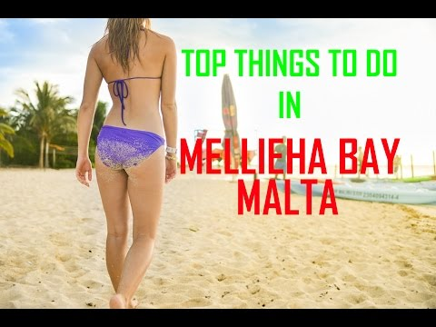 Top Things to do in Mellieha Bay - Malta Tourist Attractions - Activities at Mellieha Bay