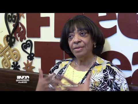 New Freedom Theater interview of Sandra Haughton