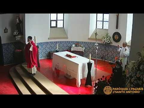homilia 20 maio 2018 - igreja de santo antónio da charneca