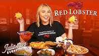 Trying ALL Of Red Lobster's Most Famous Menu Items