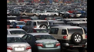 Car importers new shocking trick