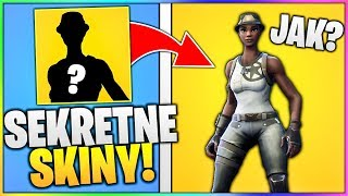 5 RAREST SKINS THAT YOU DO NOT KNOW IN FORTNITE SEASON 5!!!