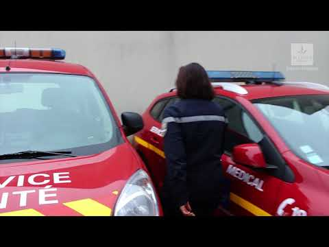#FemmesDuSDIS45 : Pharmacien lieutenant-colonel Virginie Foucault
