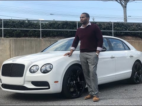 2017 Bentley Flying Spur W12 S Review