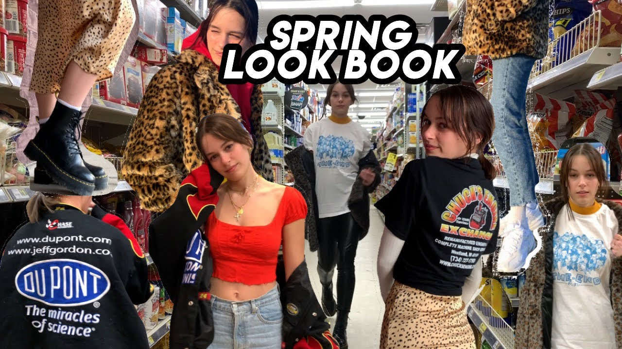 spring outfit ideas — lookbook 2019 3