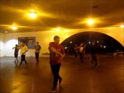 Kaba Modern 2012 Summer Choreo Days: THEO PEREZ & JON ALDANESE