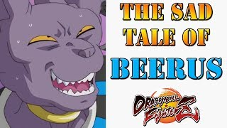 Just why is Beerus considered the worst? What can be done? - Dragon Ball FighterZ