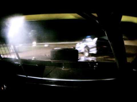 Lafayette County Speedway Sportmod Jeff Steenbergen Crash