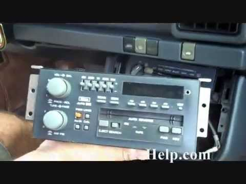 hqdefault how to pontiac trans am firebird car radio delphi delco stereo 1988 Pontiac Firebird at edmiracle.co
