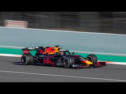 Red Bull RB15 - F1 Test Days 2019