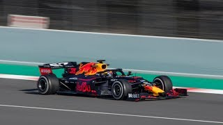 Red Bull RB15 - F1 Test Days 2019
