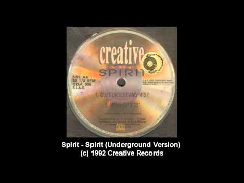 Spirit - Spirit (Underground Version)