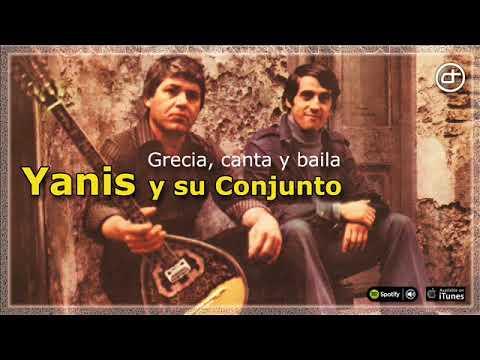 Yanis y su Conjunto. Grecia, canta y baila. Música griega para bailar. Full Album
