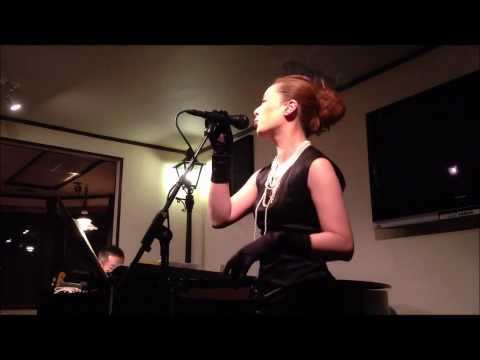 """Shake Your Body"" 鈴木ゆかり&片野篤 Live@日光市珈茶話(Kashiwa) 2013/2/23"