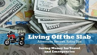 Saving Money for Travel and Emergencies